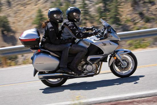 2010 Honda NT700V Varadero Touring